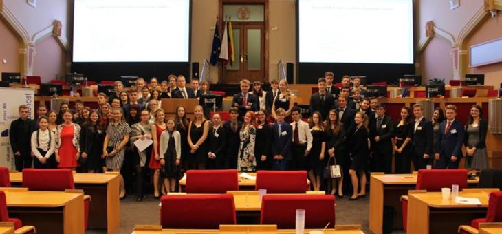 XXII. Národní parlament dětí a mládeže